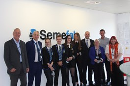Semefab launches STEM partnership with Glenrothes Schools